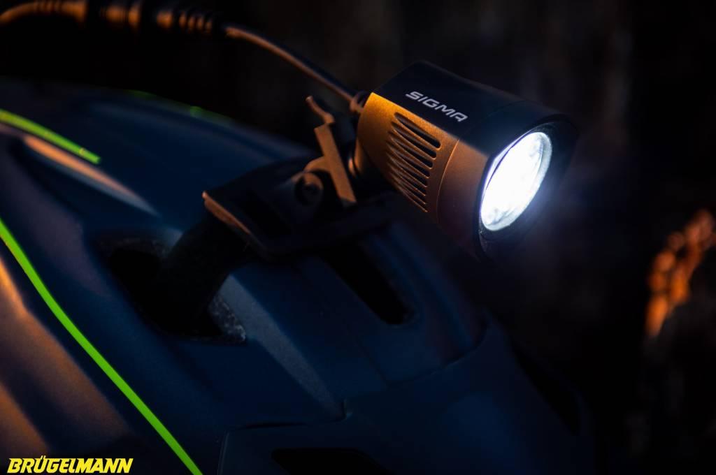 Sigma Buster 2000 HL Helmlampe