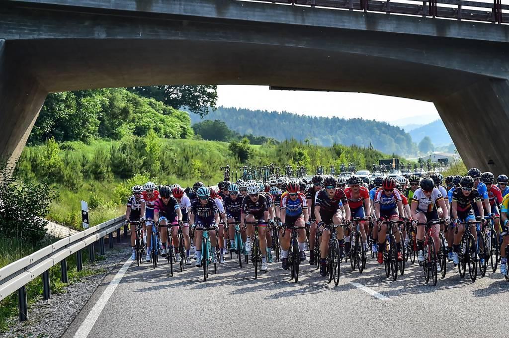 Lotto Thüringen Ladies Tour Hauptfeld