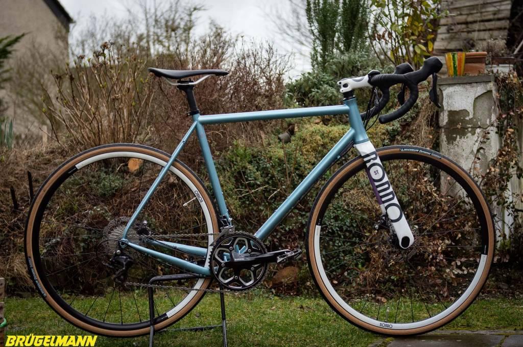 Ein fertig gechecktes Rondo Road Bike