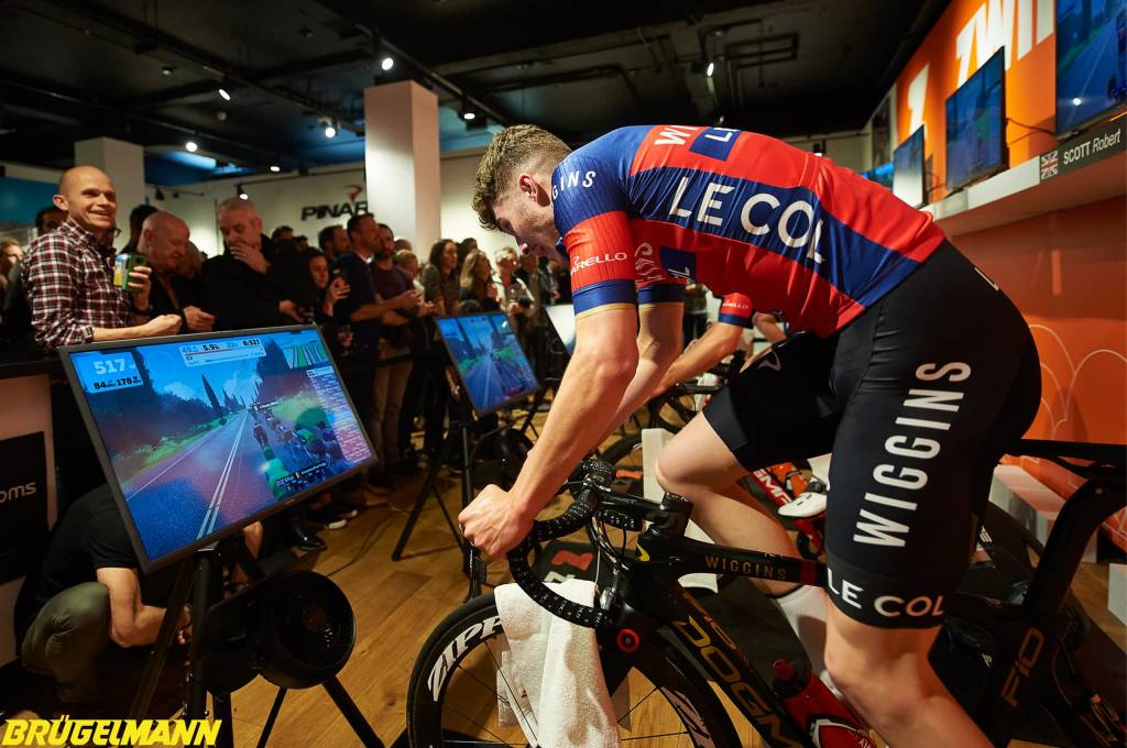 Zwift KISS Super League