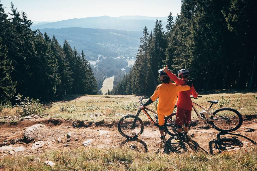 Tschechische Mountainbike-Trails können begeistern