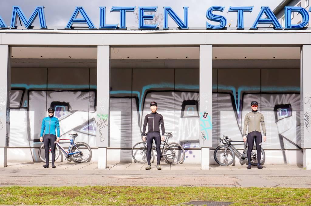Chemnitz bot uns einige gute Gelegenheiten für ein paar schöne Fotomotive.