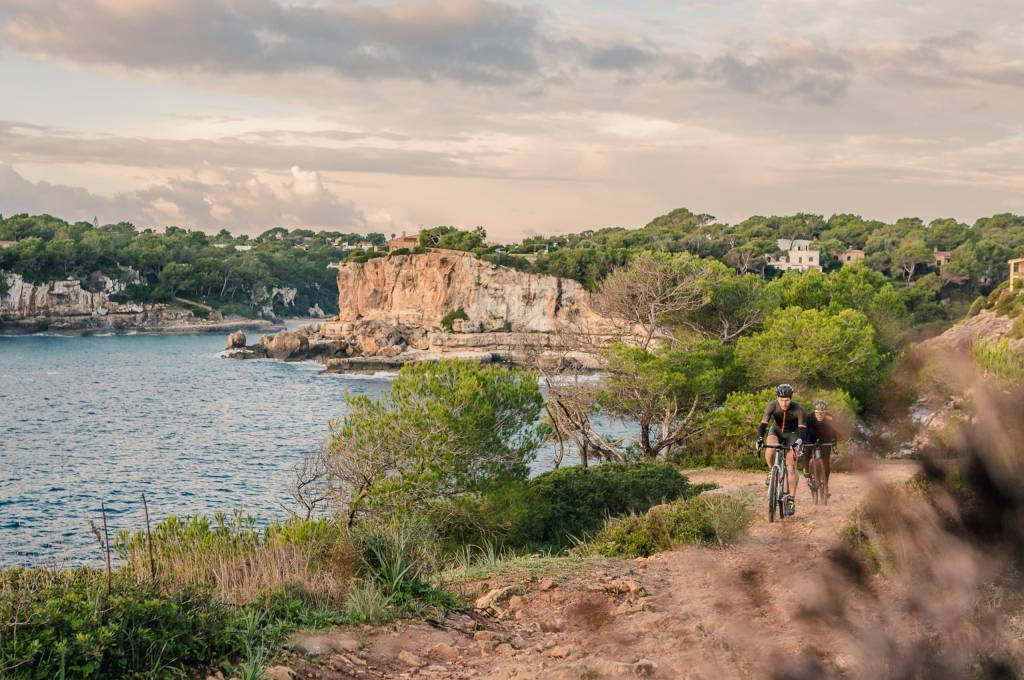 Gravelbiking auf Mallorca-Art. Da gibt es aber auch so wirklich gar nichts zu meckern.