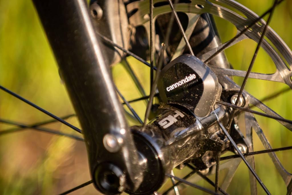 Cannondale Topstone Carbone Detail Sensor