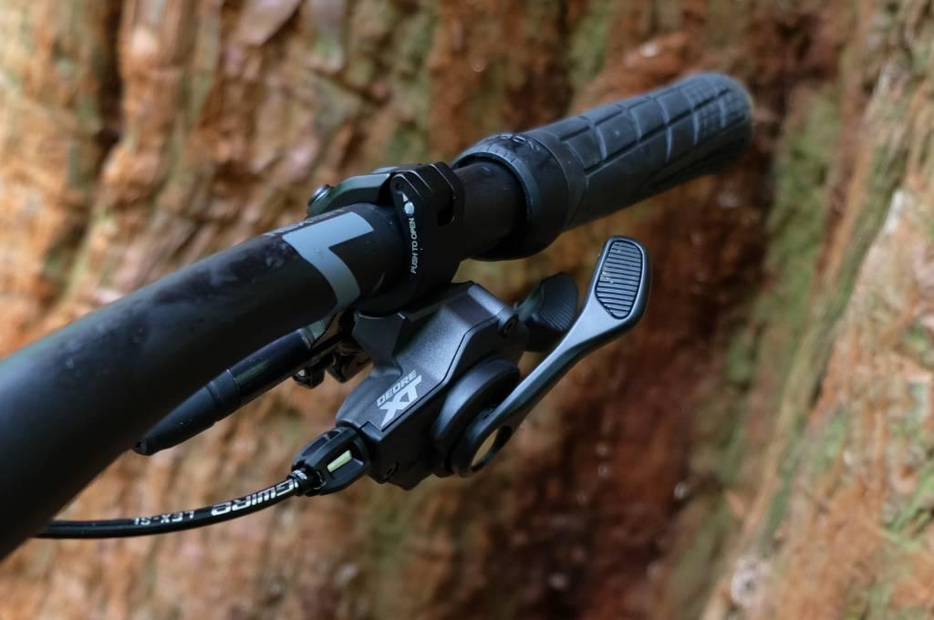 shimano XT M8100 schalthebel
