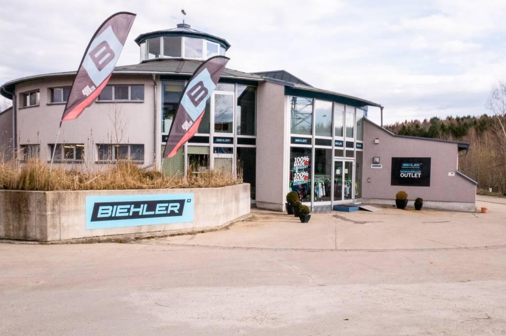 Das Biehler Factory Outlet in Chemnitz