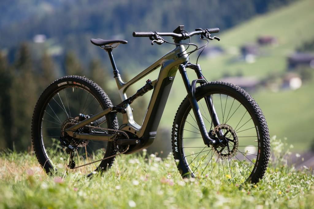20202 Cannondale Habit Neo E-MTB Trailbike