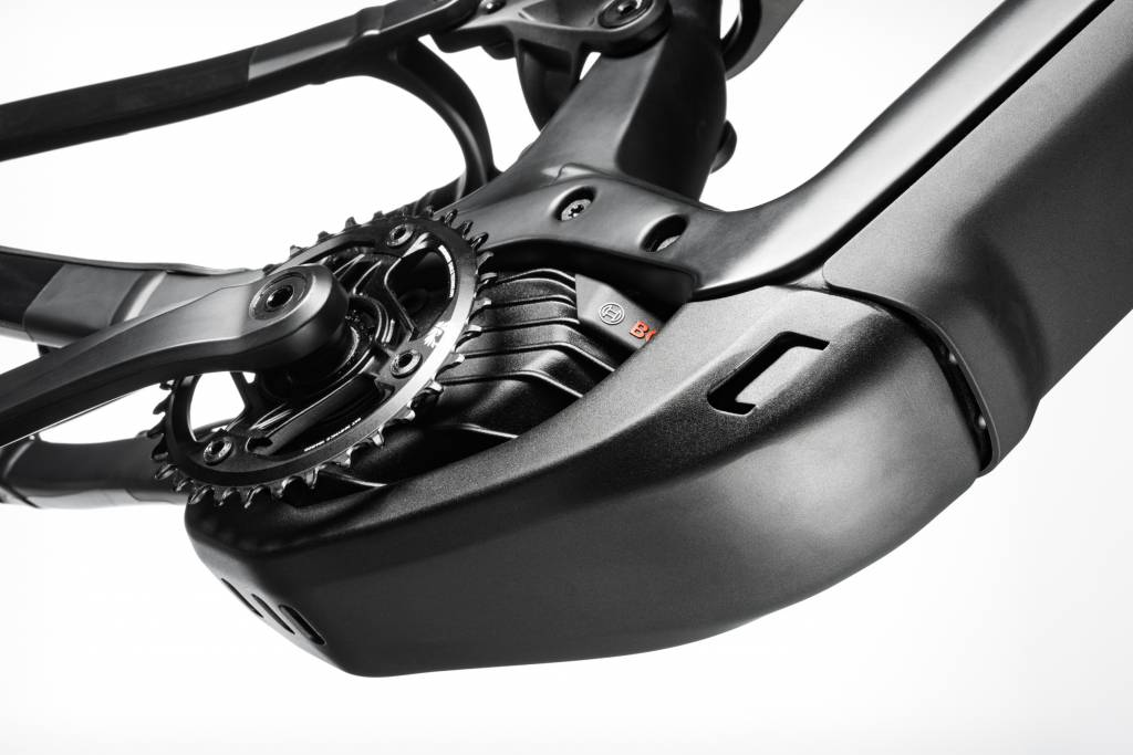 Cannondale Moterra 2020 Detailaufnahme Bosch Performance CX Motor