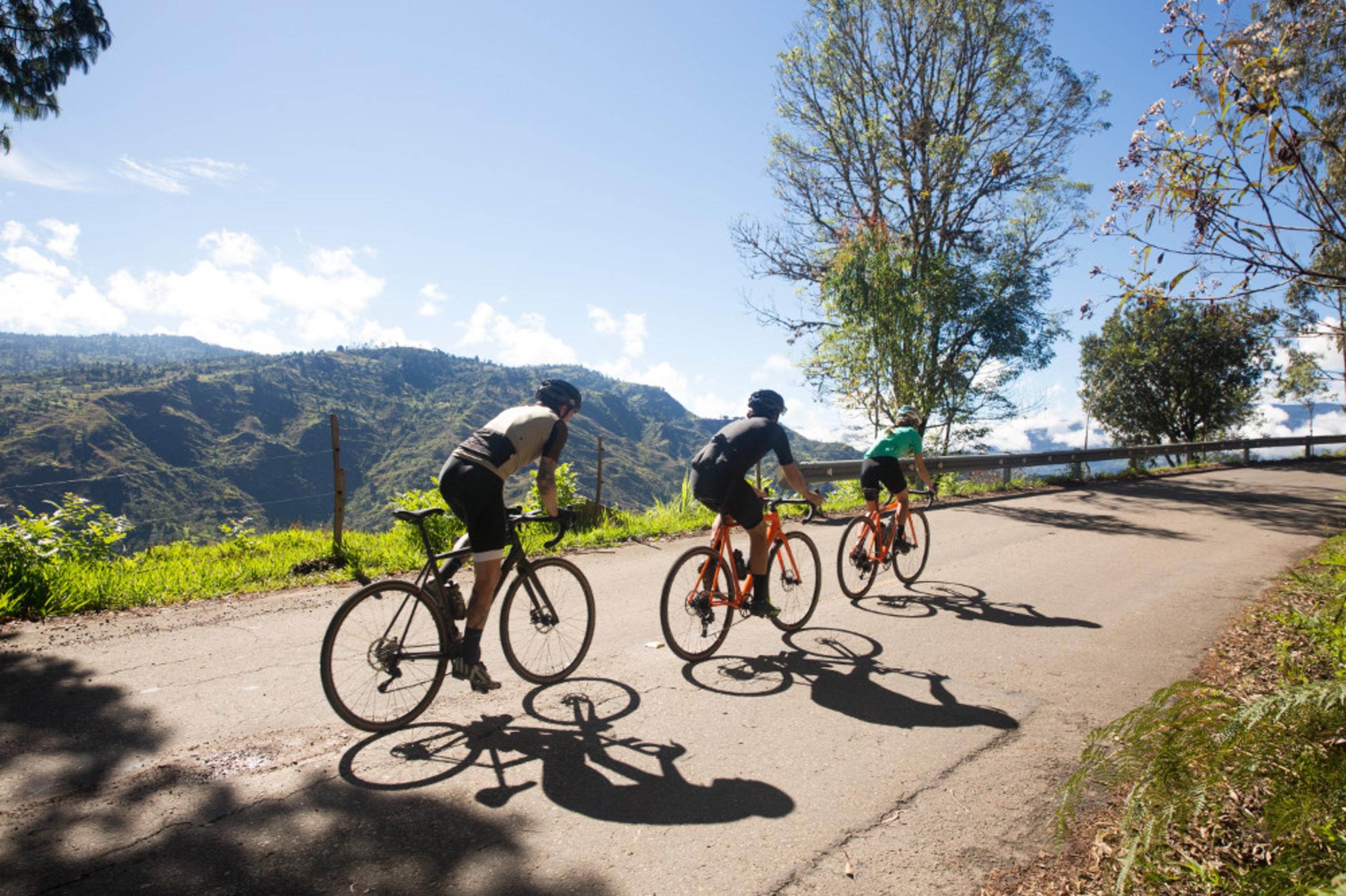 Rennradtour mit Cannondale Rädern