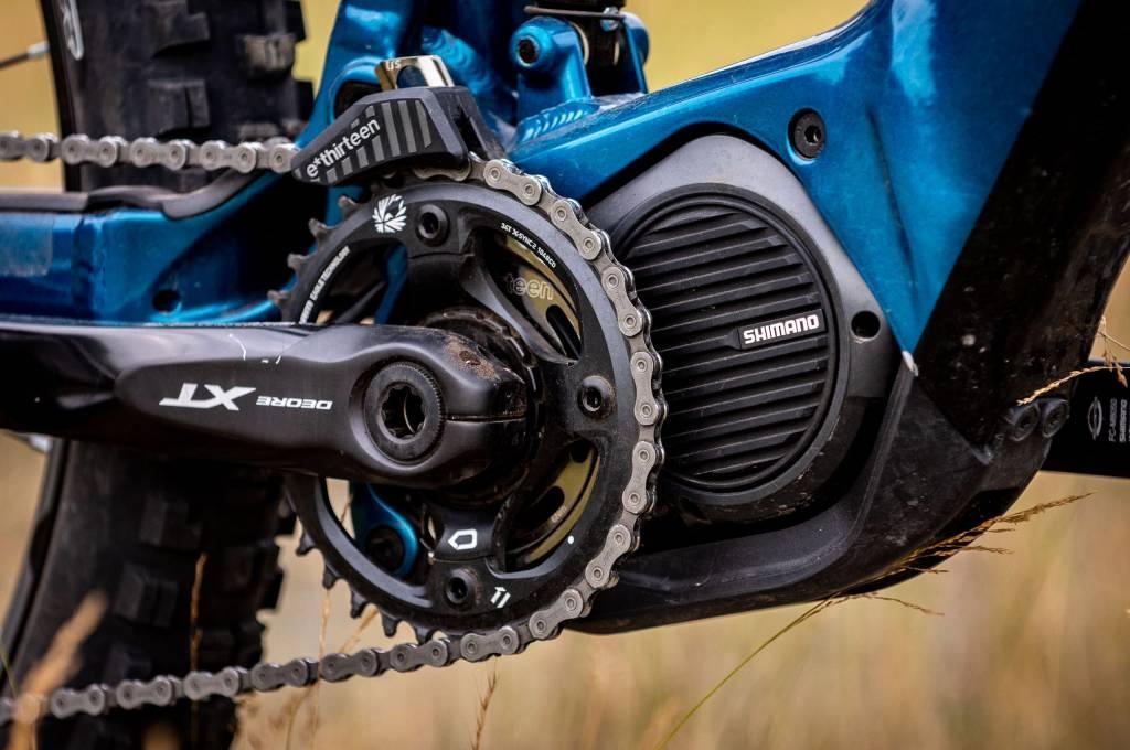 Focus-Jam-Drifter-Test Shimano Steps E8000 Motor