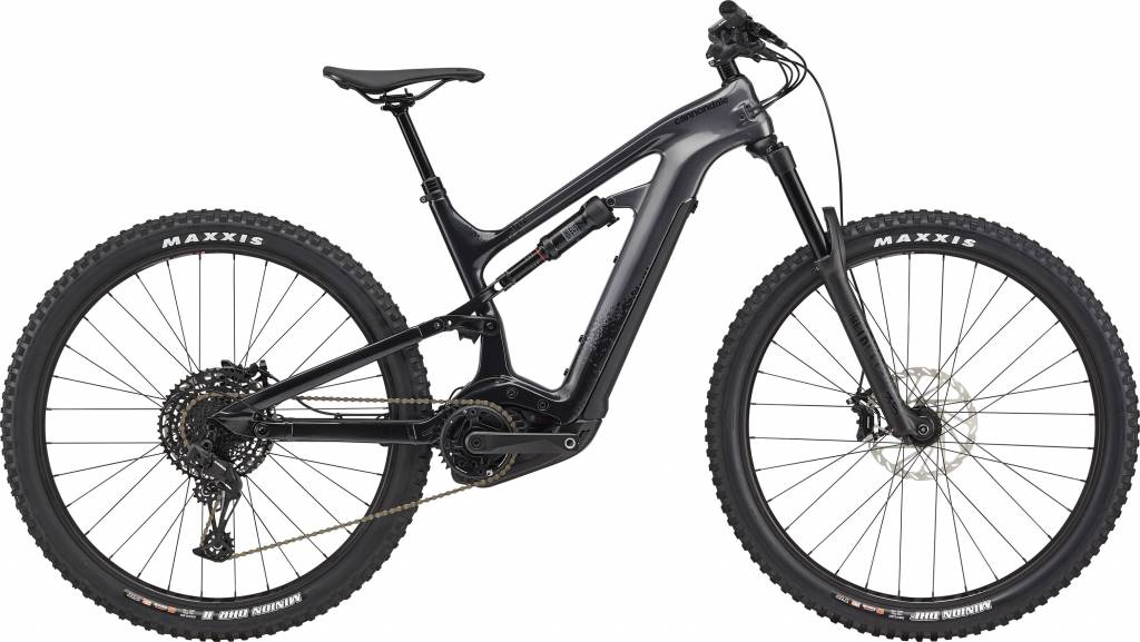 Cannondale Moterra 3 Gray 2020
