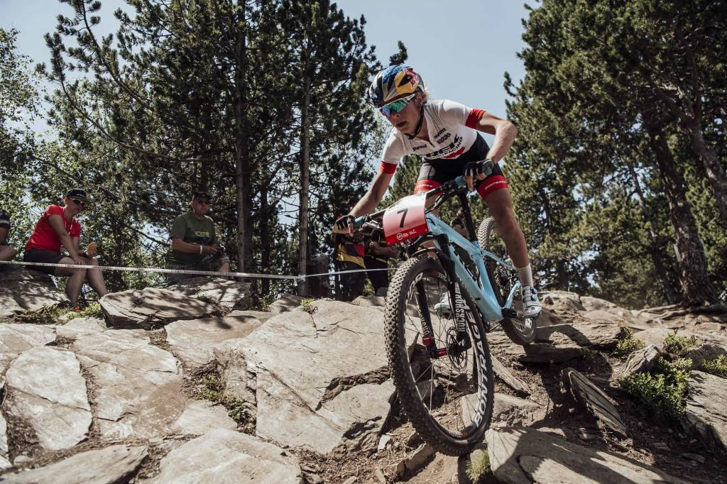 UCI Cross Country Weltcup 2019 in Vallnord / Andorra