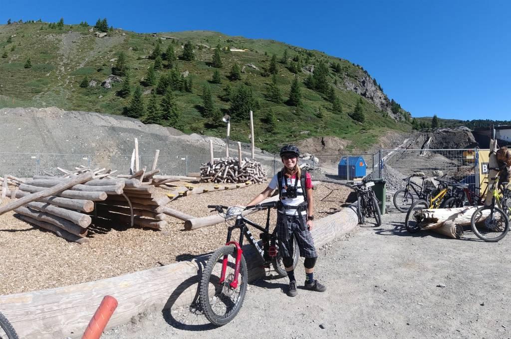 Nadine Heemann Trek Remedy Hörnli Trailjagd 2019