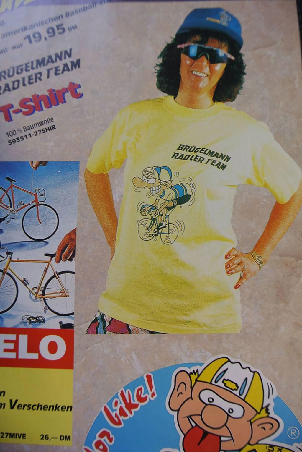 Seite aus Brügelmann Katalog 1995