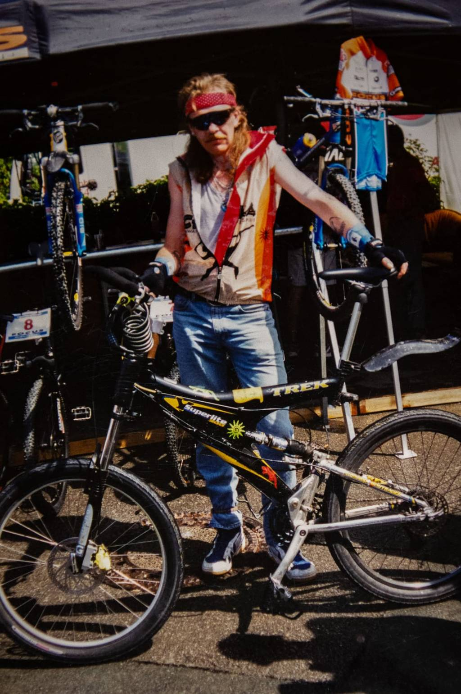 Oldschool Trek Y-Foil Eurobike