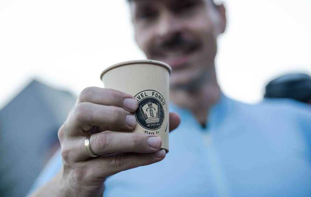 Kaffee Votec Gravel Fondo 2018