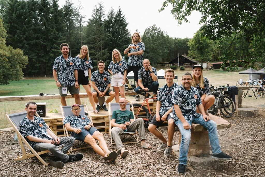 Supprt Crew Votec Gravel Fondo 2019