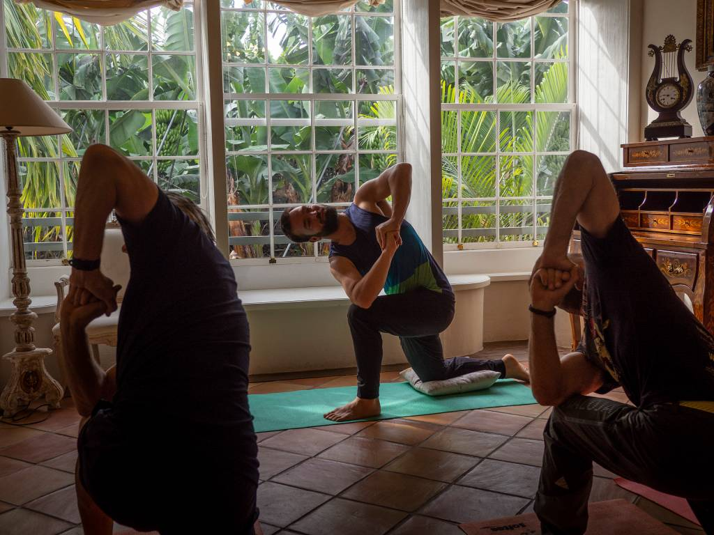 Timo Pritzel Yoga