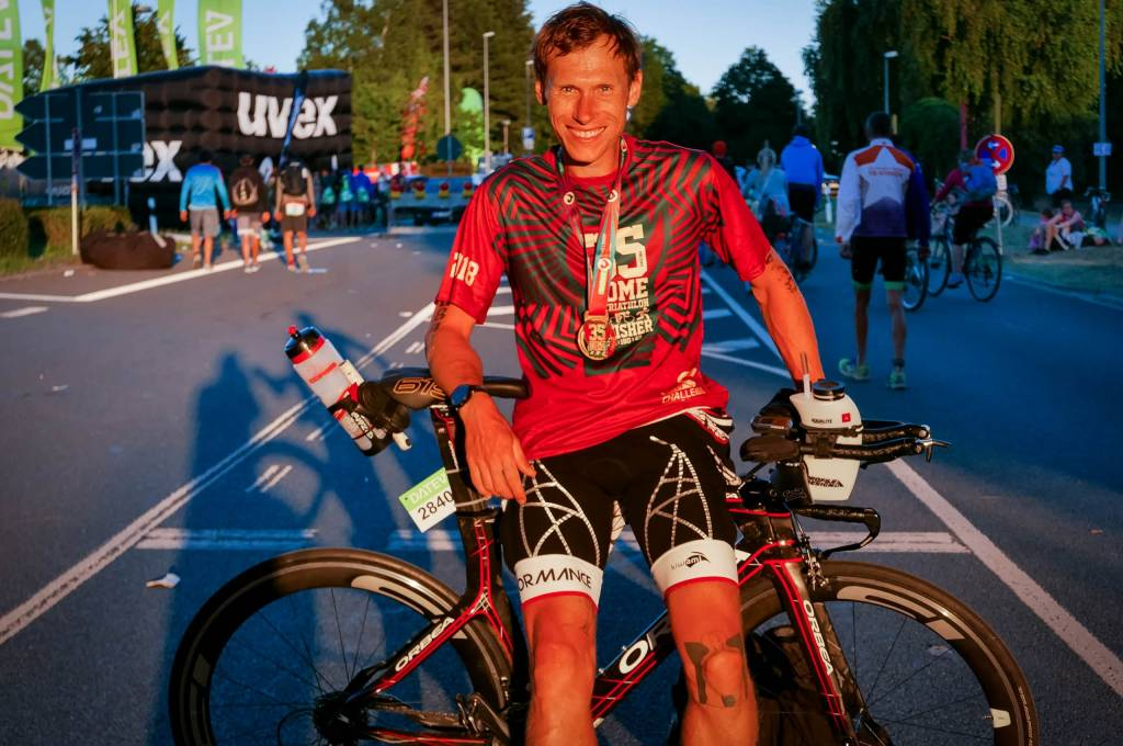 Finisher T-Shirt Challenge Roth