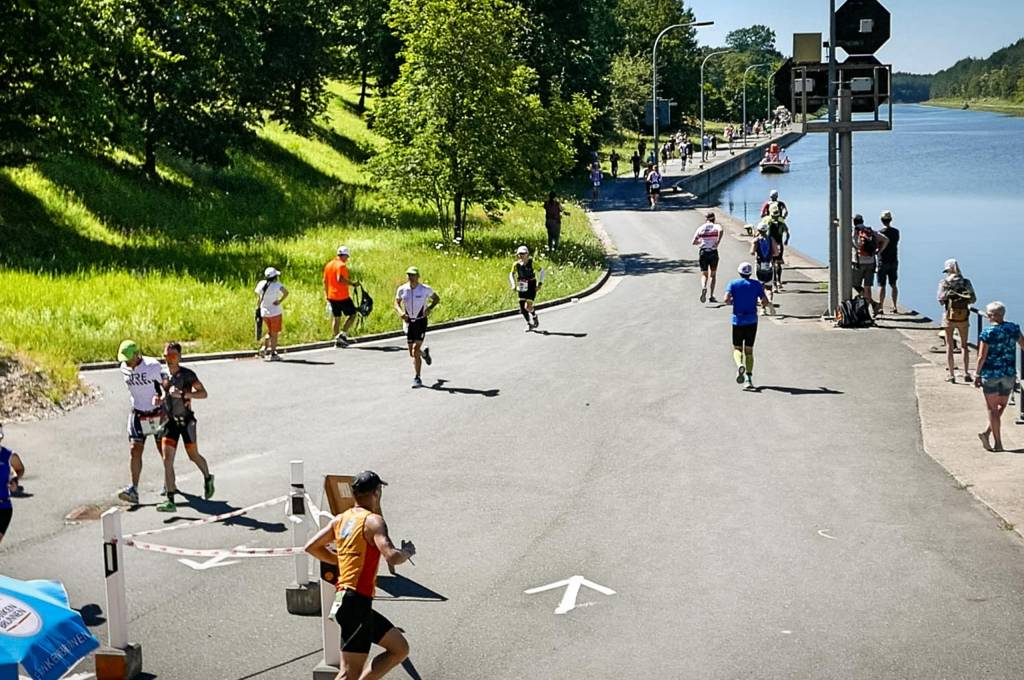Challenge Roth Marathon