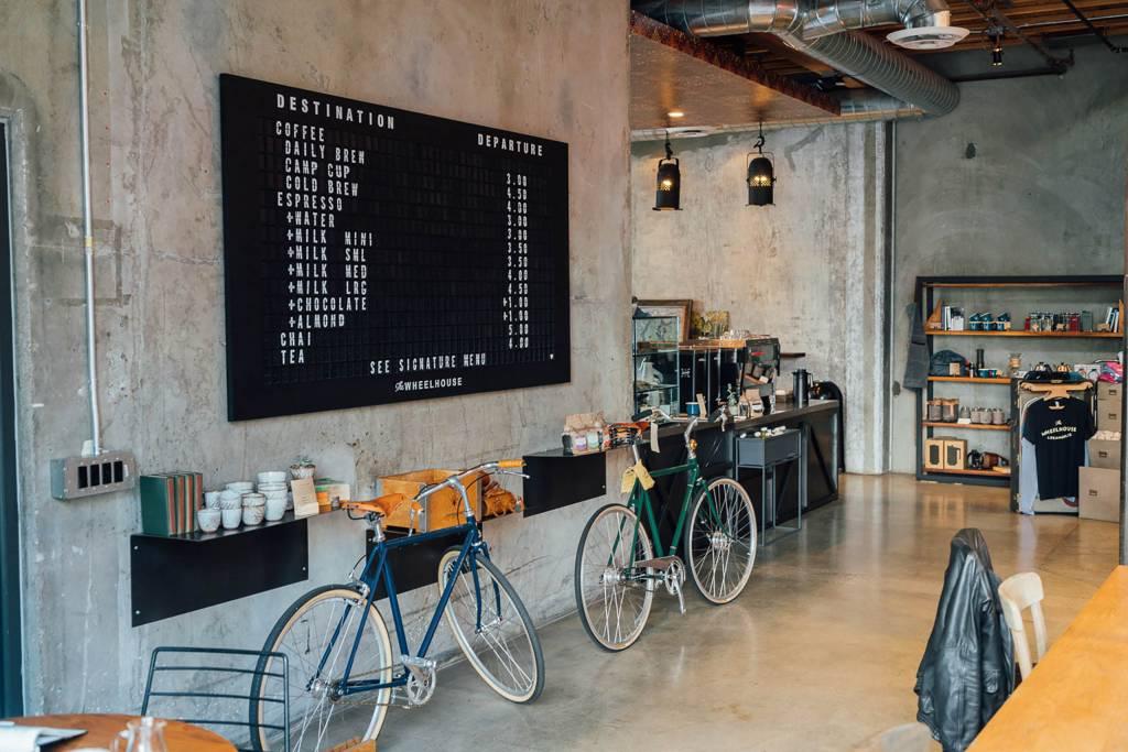 Wheelhouse Café