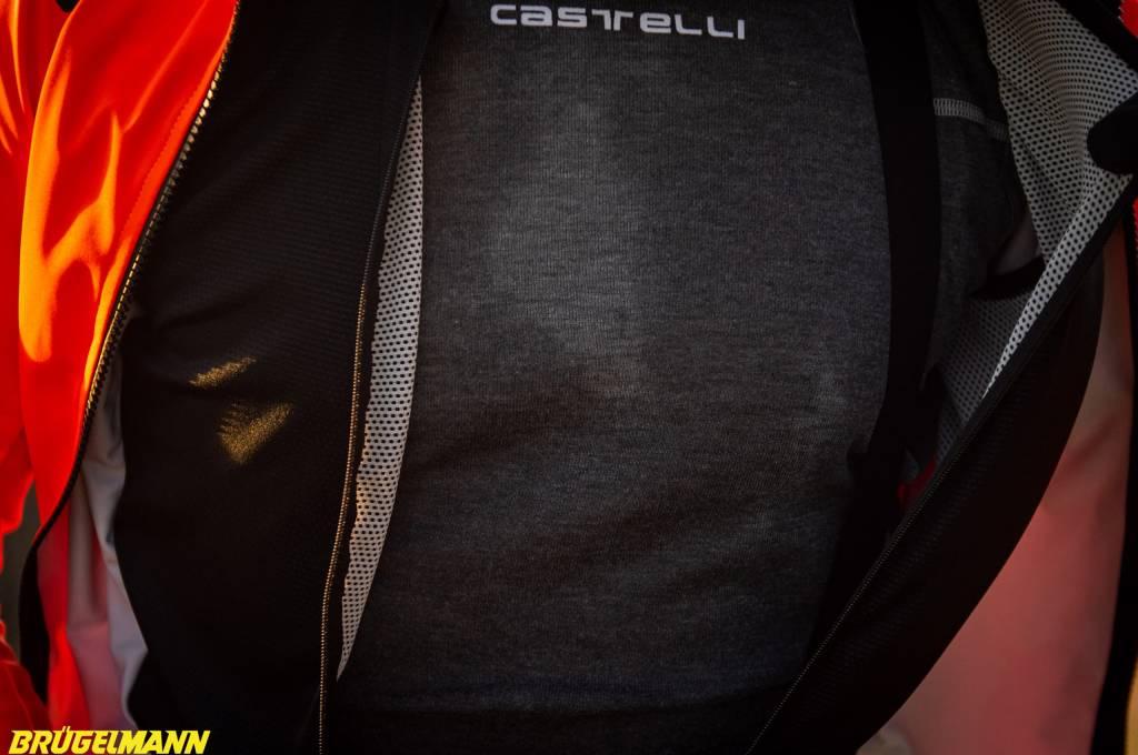 Castelli Alpha ROS Jacke Futter