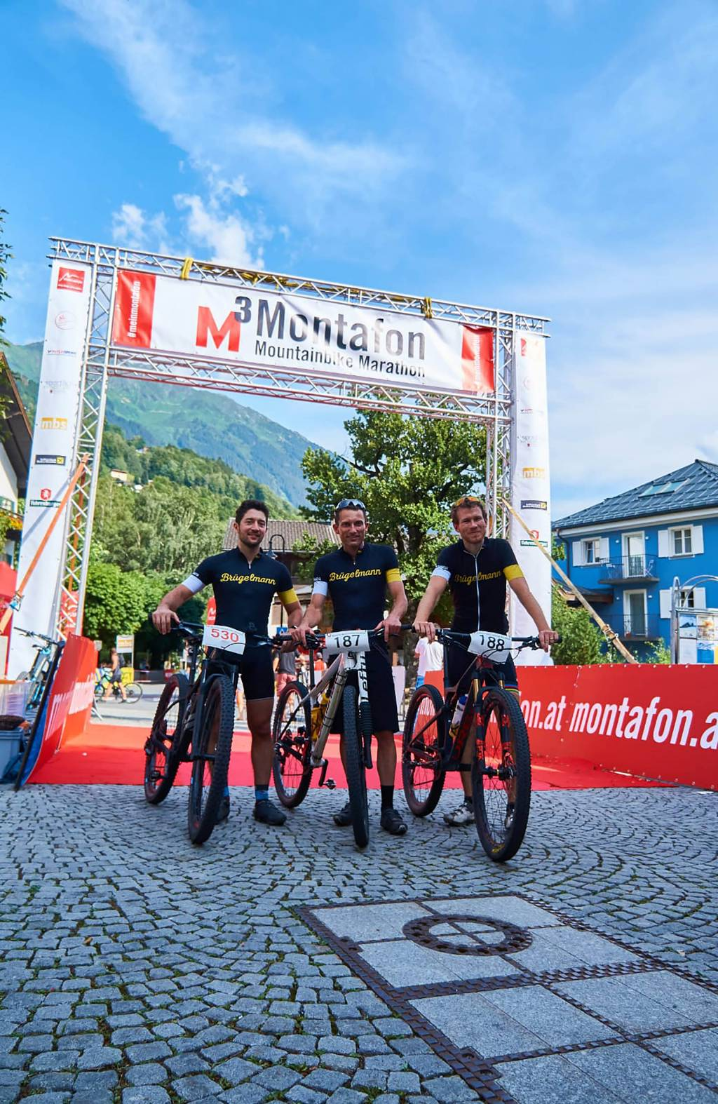 Jens Frank Montafon Mountainbike Marathon