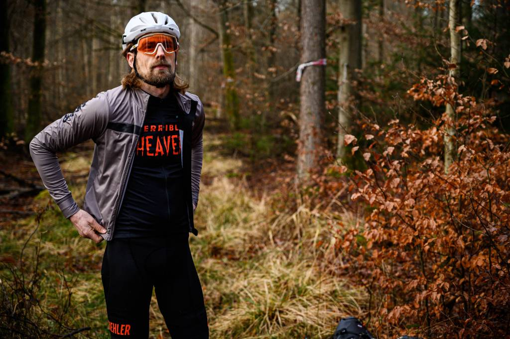 Alex Bikepacking Vorbereitung Atlas Mountain Race
