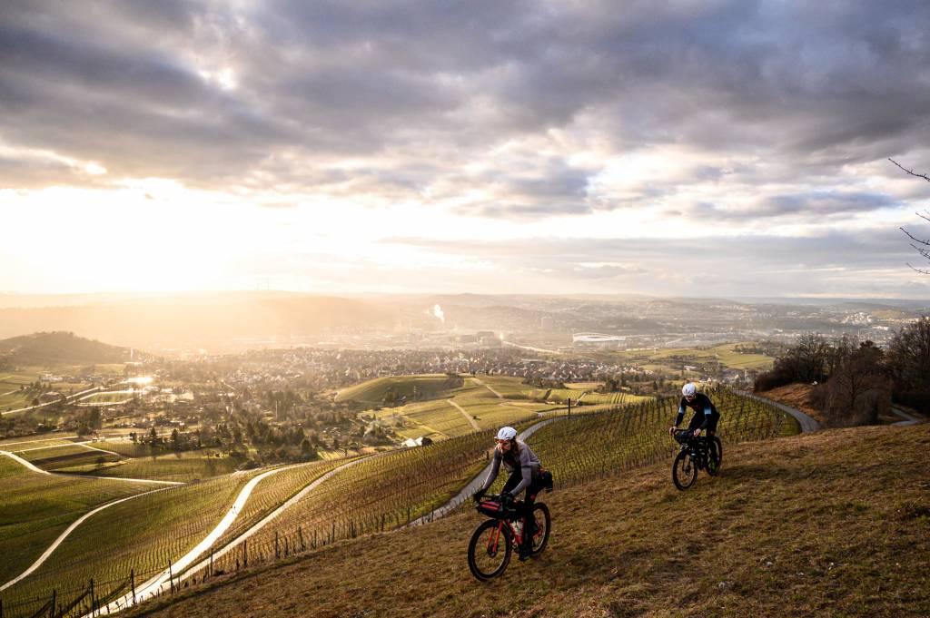Bikepacking Stuttgart