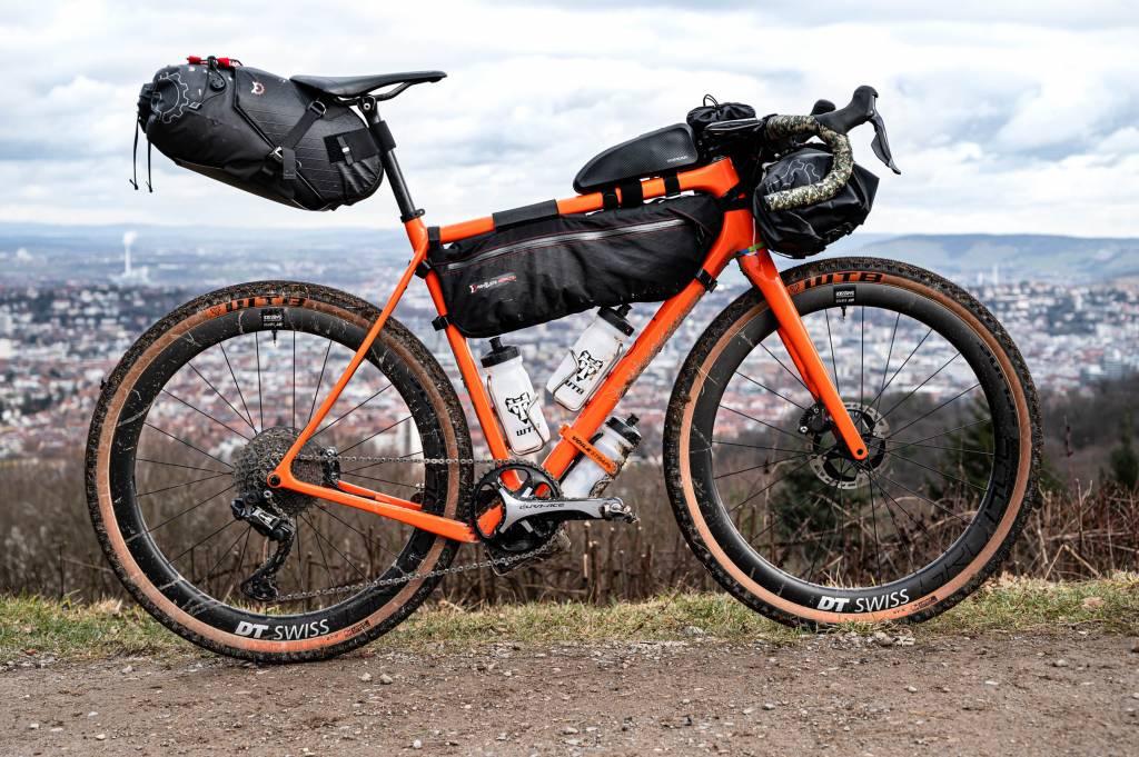 Open Wide Gravelbike Bikepacking
