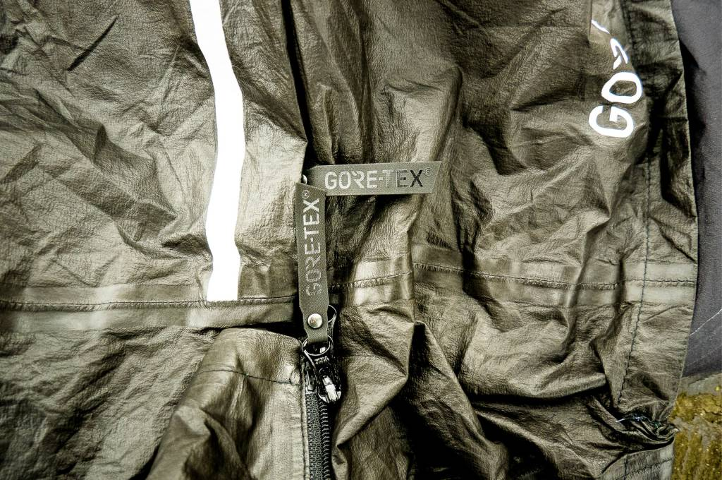 Reißverschluss Gore Wear Shakedry C5 Jacke