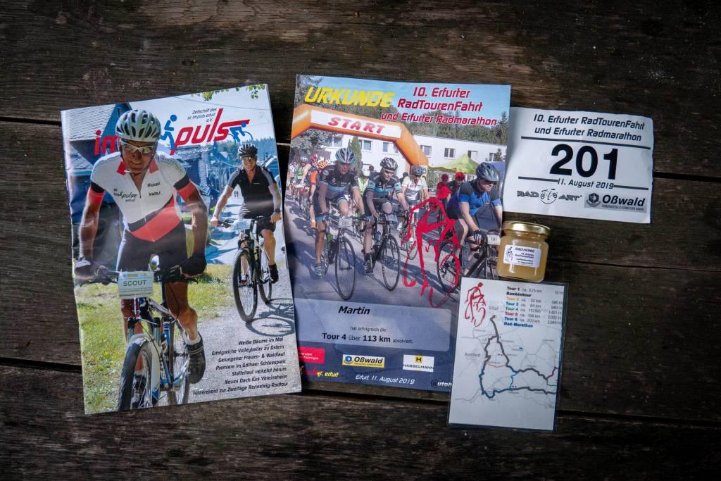 Radtourenfahrt RTF BDR