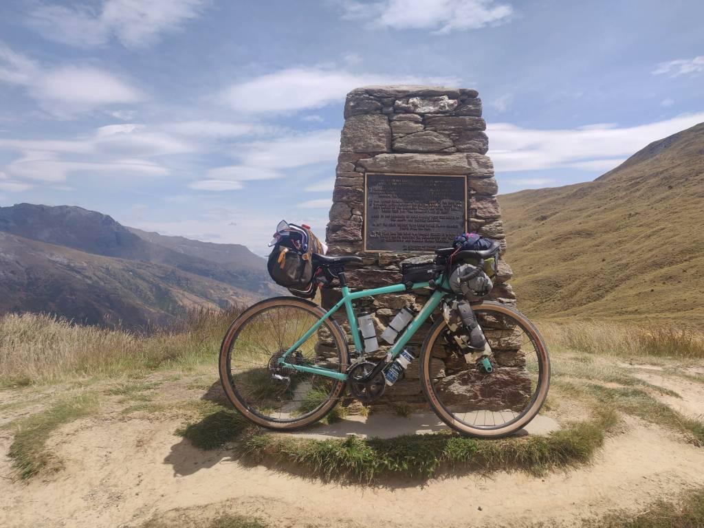 Bikepacking Neuseeland Kona Rove