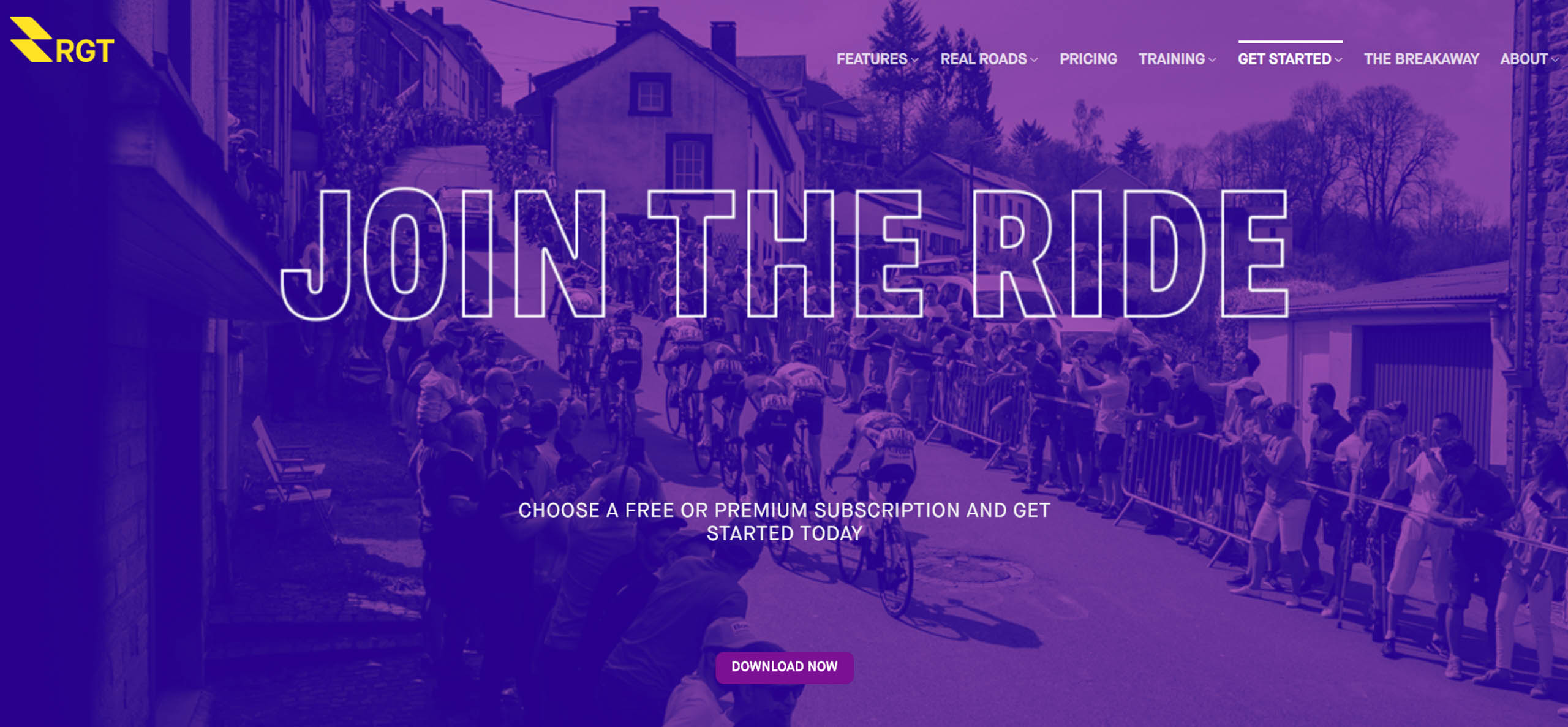 RGT Cycling #rideitout