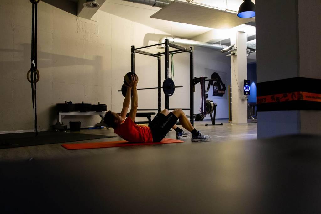 SKS Hausbesuch Fitnessstudio