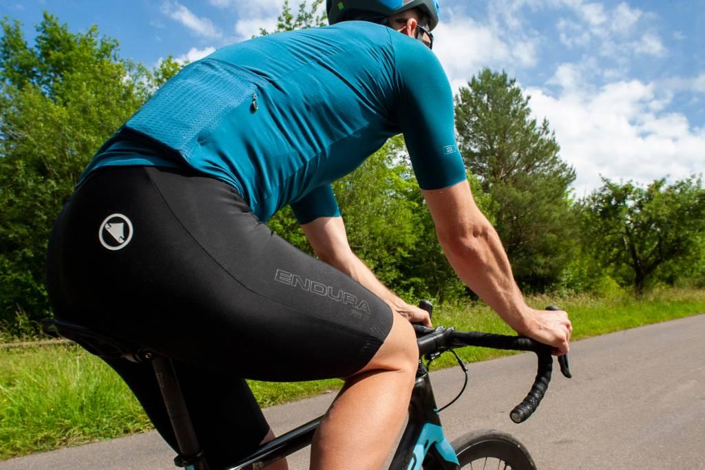 Bin ich ein #hardcoreroadie? Endura Pro SL Rennrad Kit im