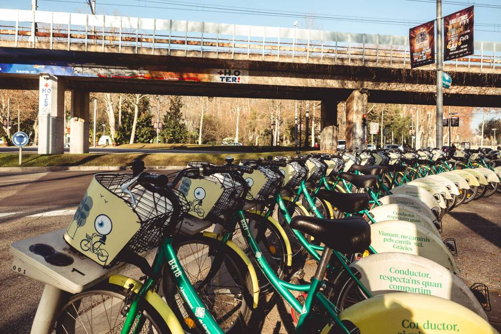 Girona Girocleta Leihfahrräder