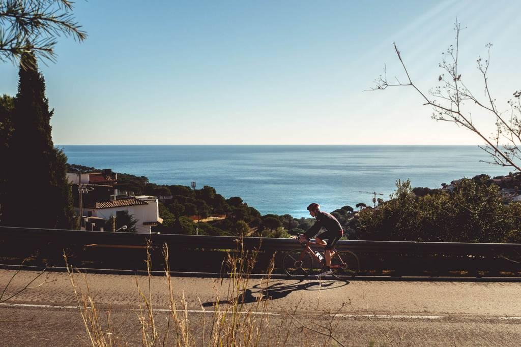 Girona Rennrad Mittelmeer