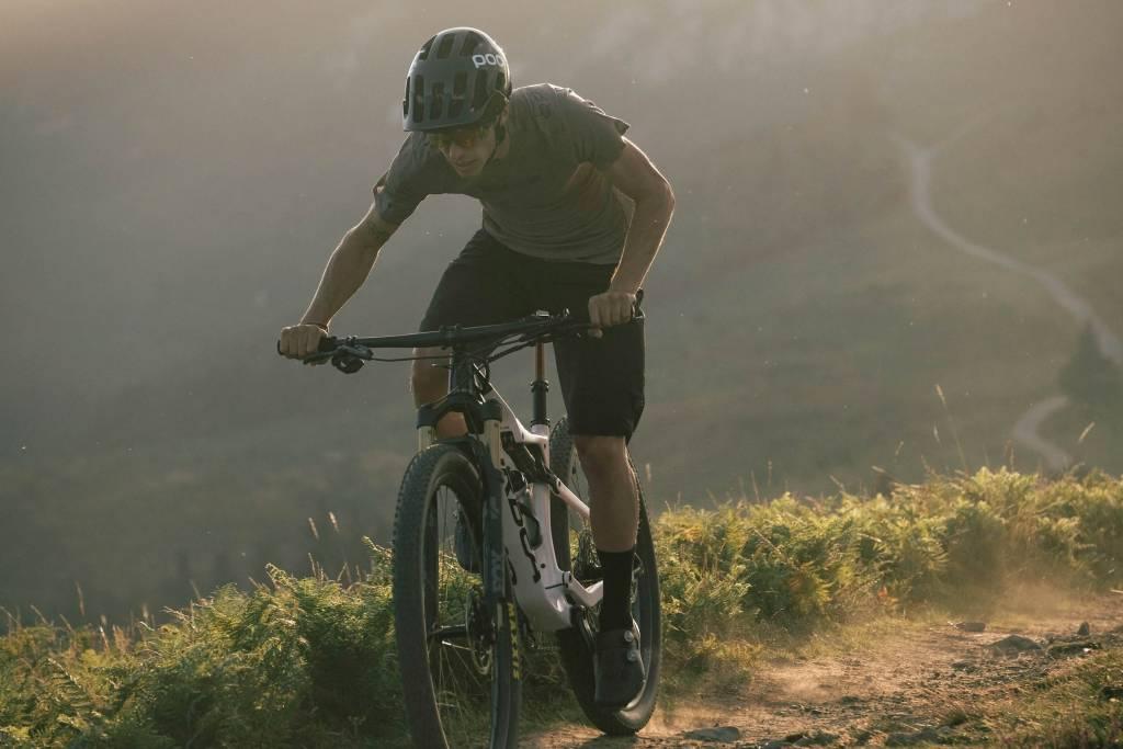 Orbea Oiz OMX 2021 Trail Mountainbike Klettern