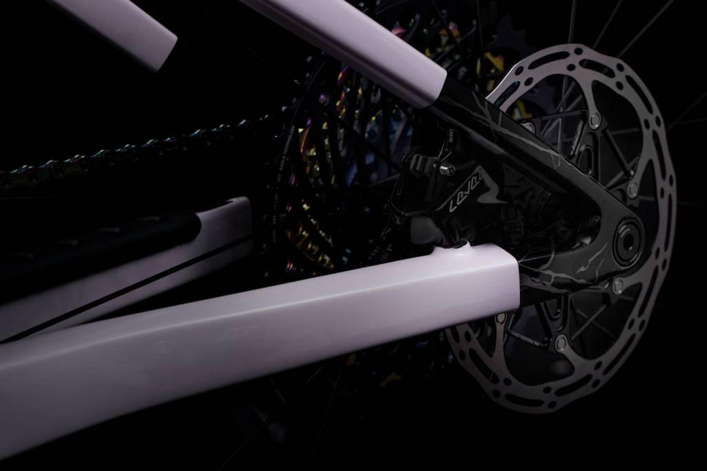 Orbea Oiz OMX 2021 Mountainbike Flatmount Bremse