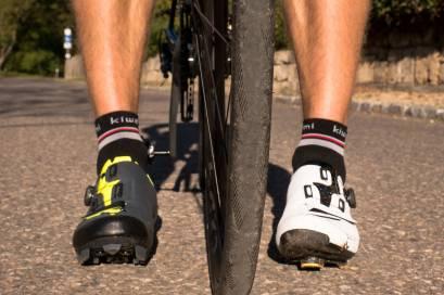 Rennradschuh MTB-Schuh