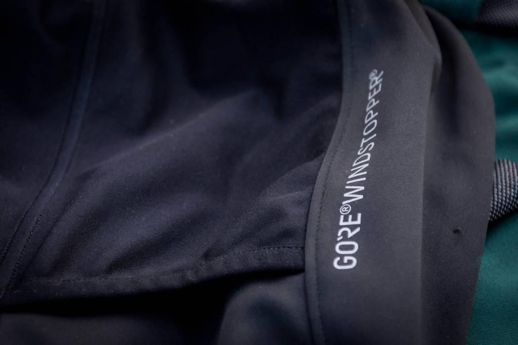 Rennrad Winterkleidung GORE Jacke