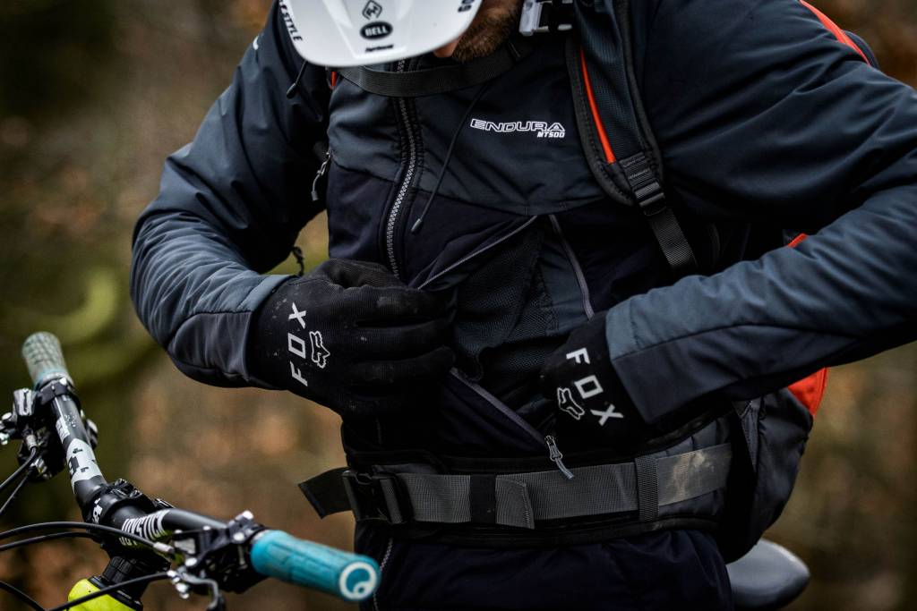 Endura MT500 Serie Mountainbike Freezing Point Jacke