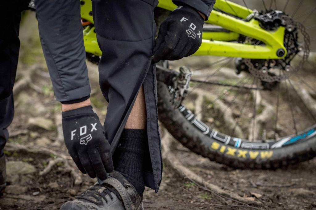 Endura MT500 Serie Mountainbike Freezing Point Hose Reißverschluss