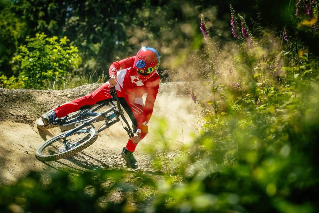 Mountainbike Tour Sauerland Rothaarsteig Bikepark