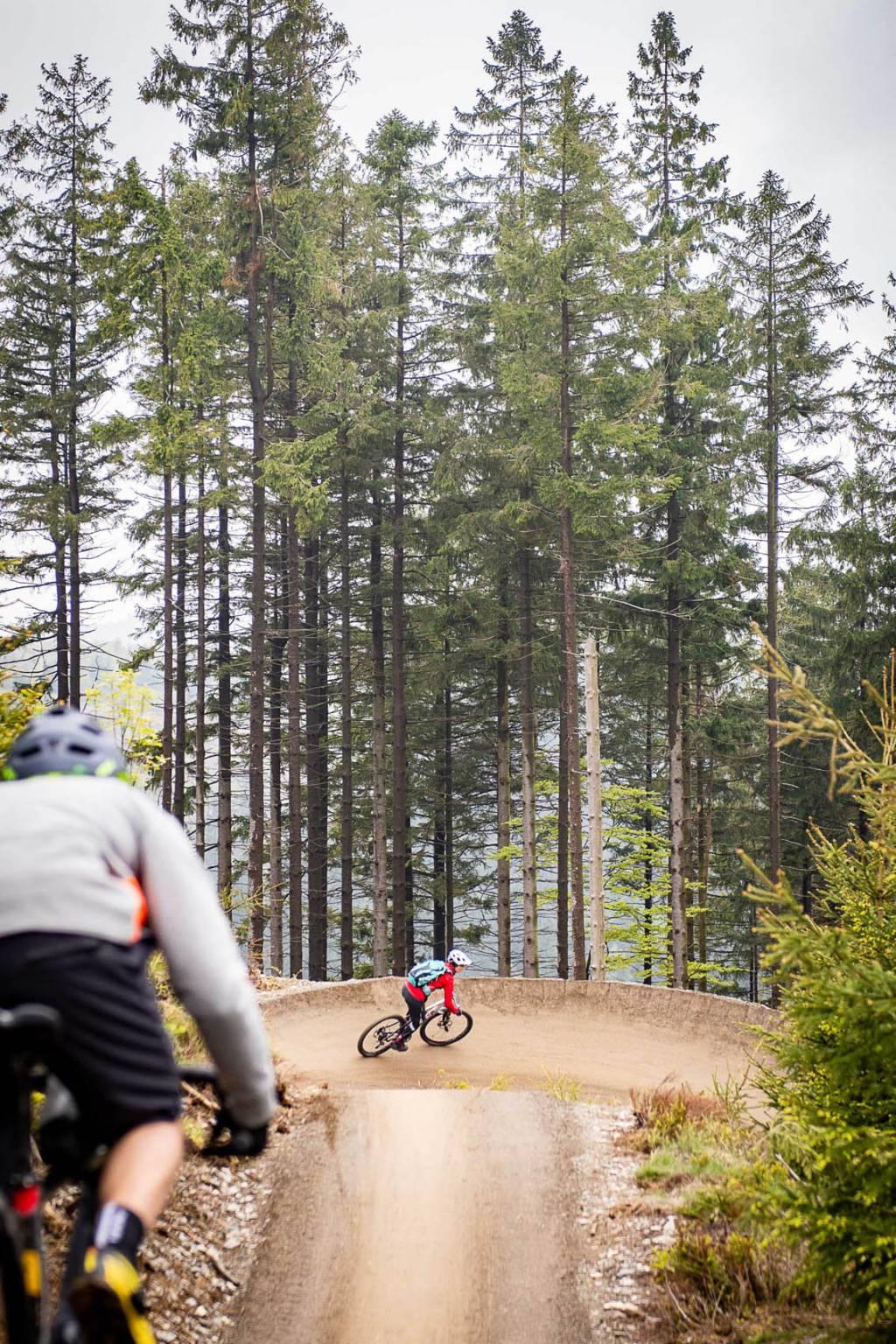 Mountainbike Tour Sauerland Rothaarsteig Flowtrail