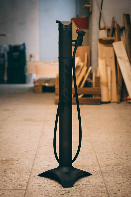 Fahrradwerkstatt Werkzeug Tubeless Luftpumpe