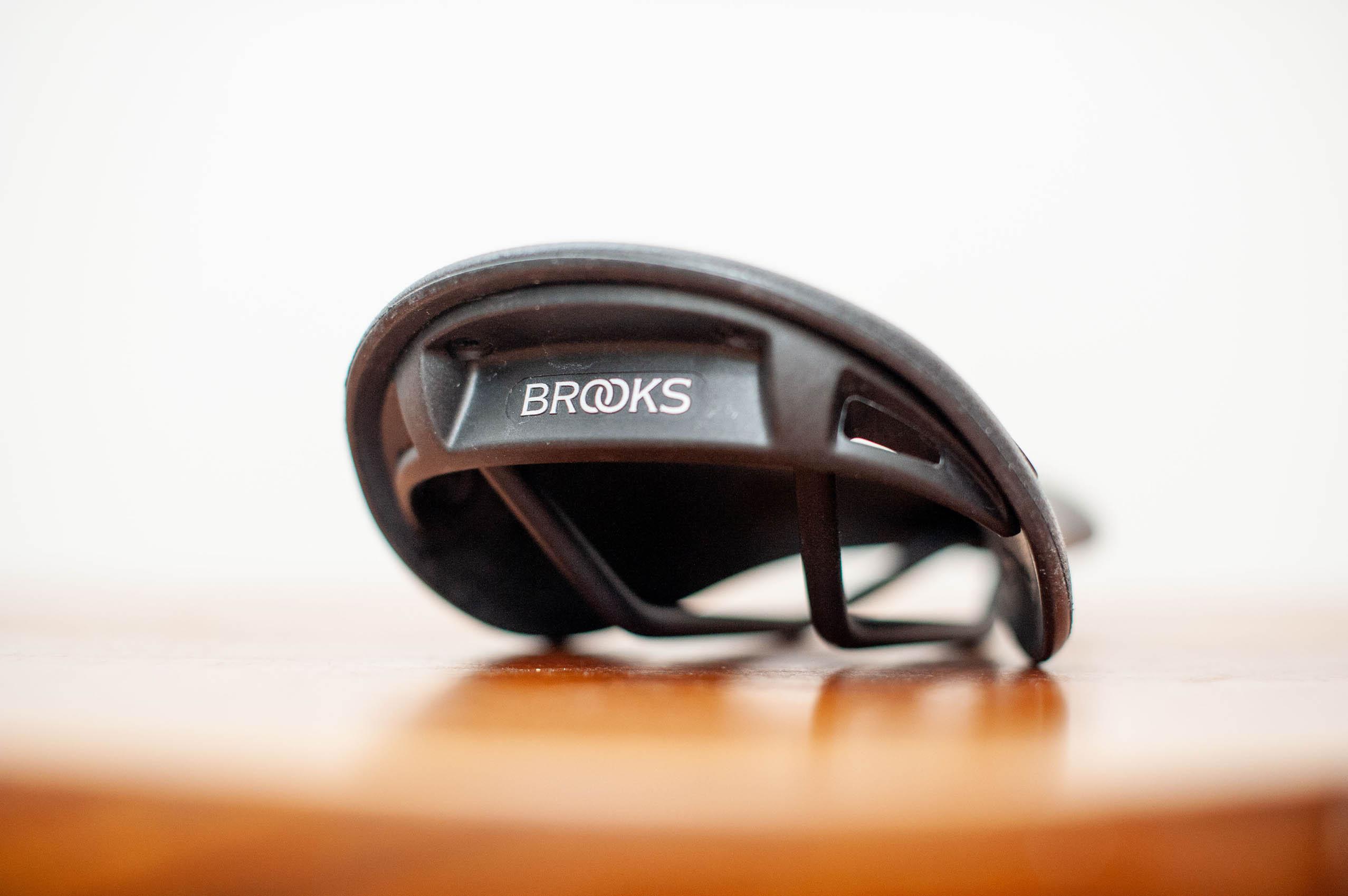 Brooks Cambium C15 Carved Rückteil