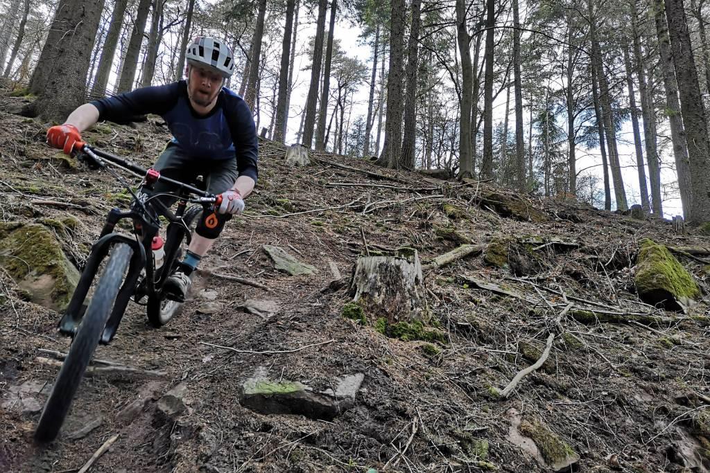 Basti Steinecker Mountainbike