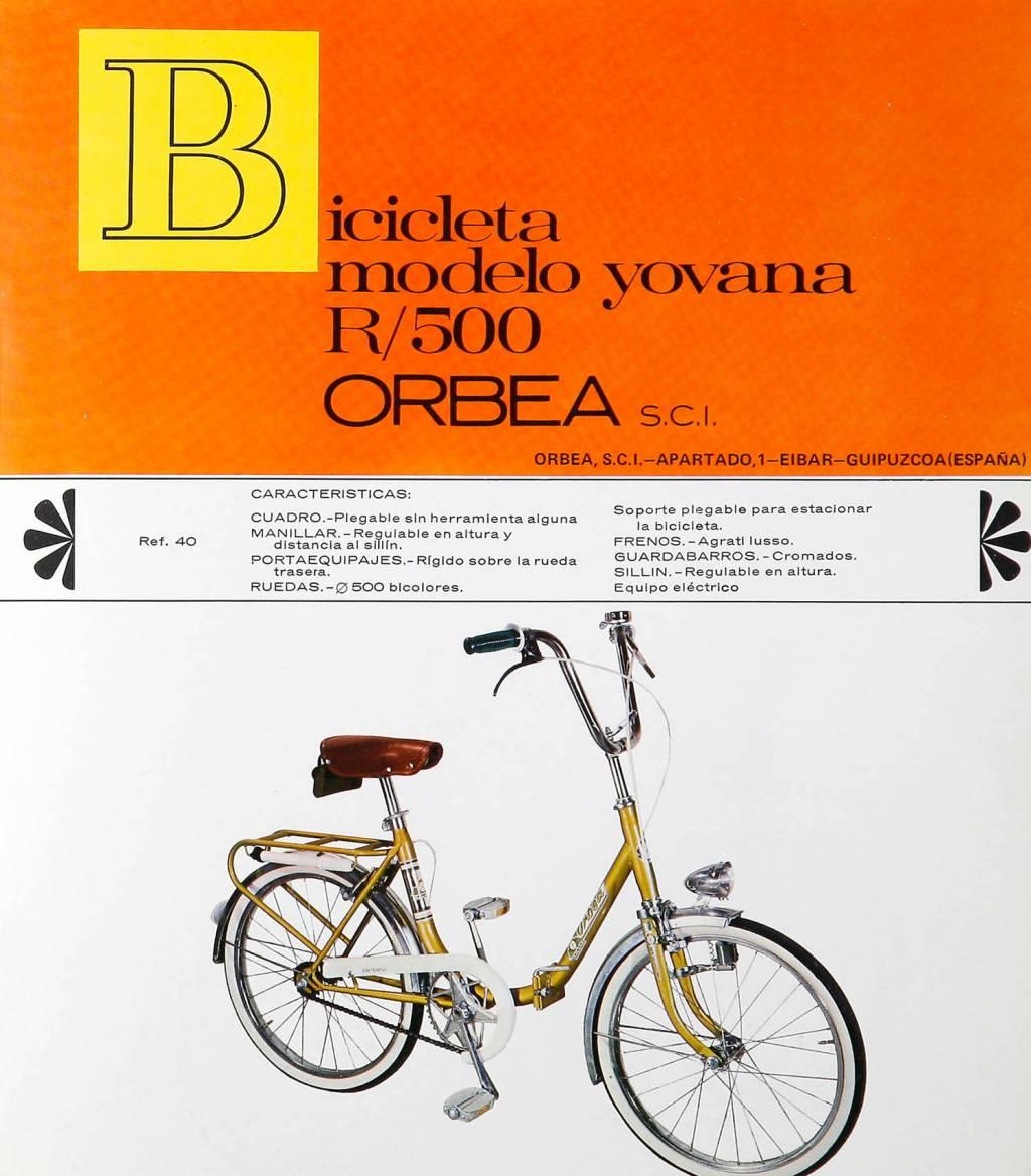 Orbea Yovana Anzeige